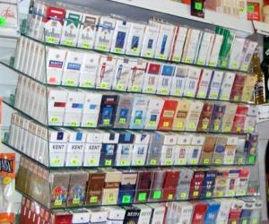 Известные марки сигарет